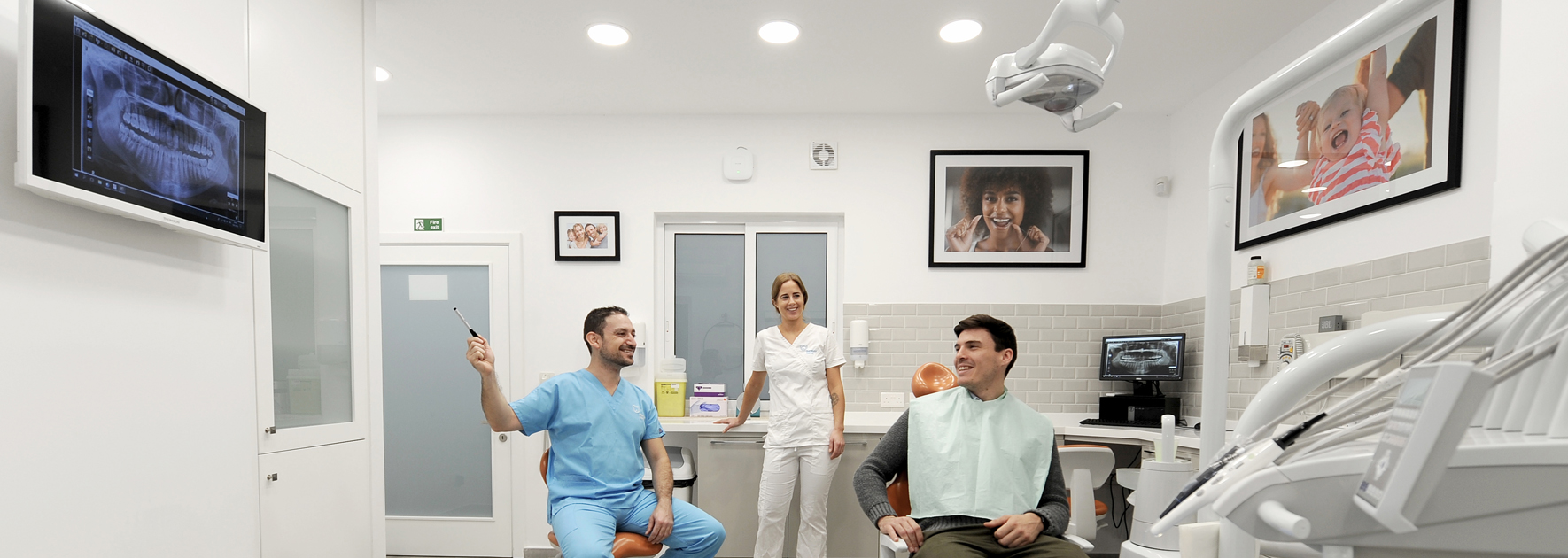 We create beautiful and healthy smiles